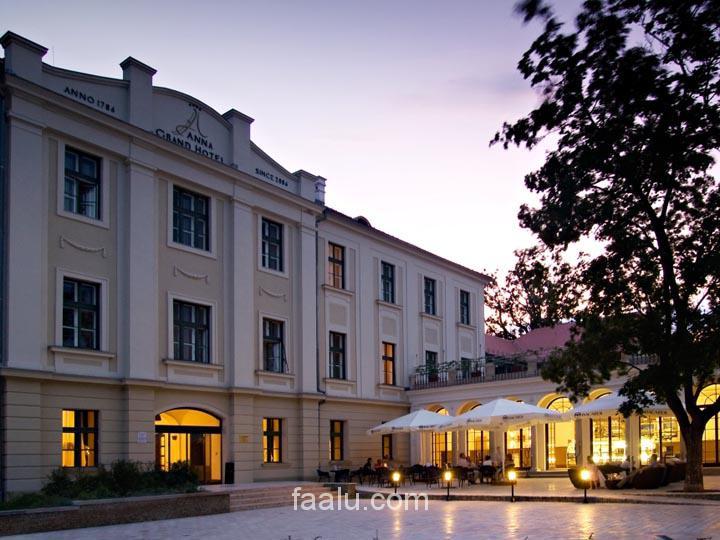 HU - Balatonfüred Annagrand Hotel