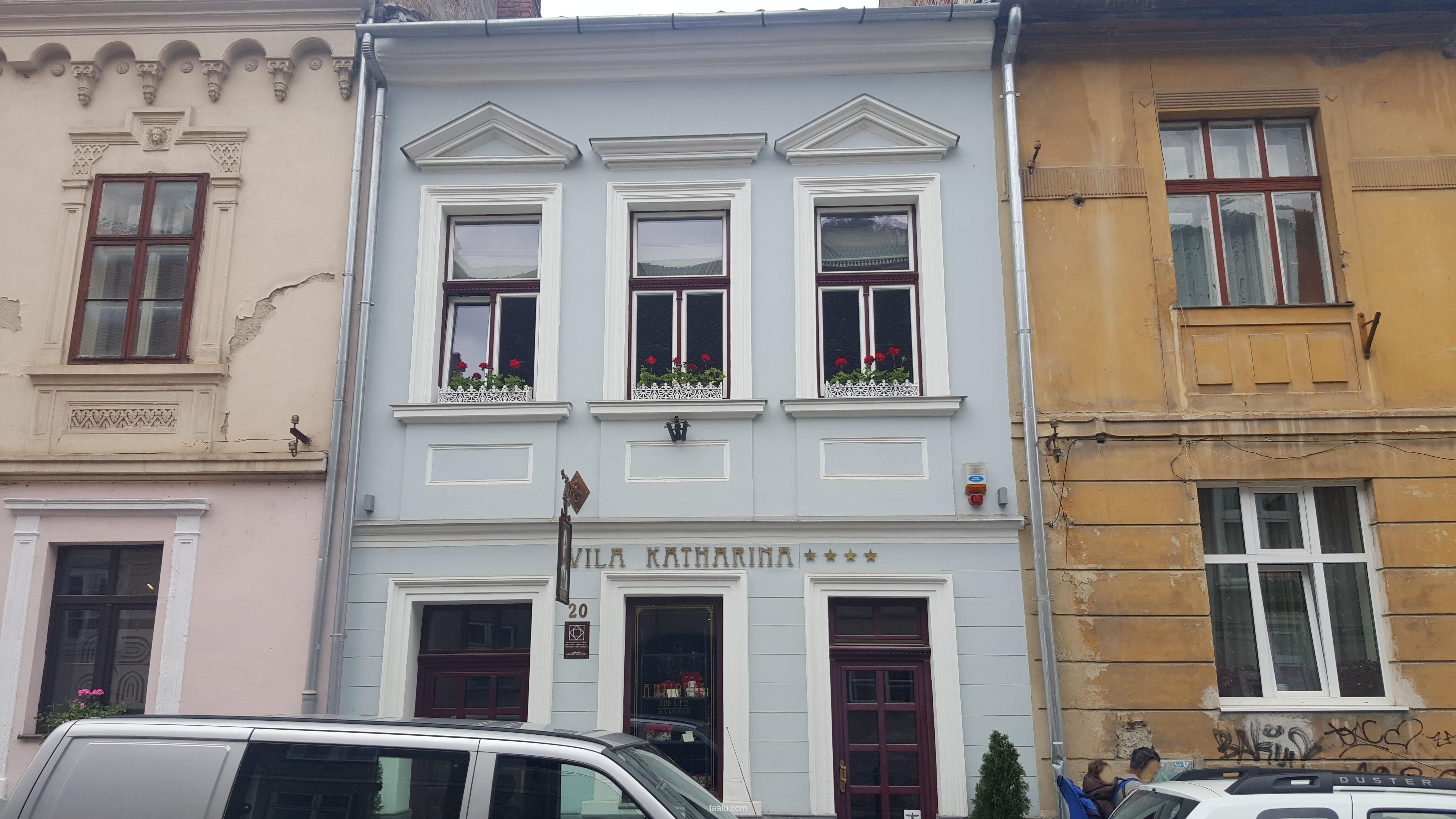 RO - Brassó Hotel