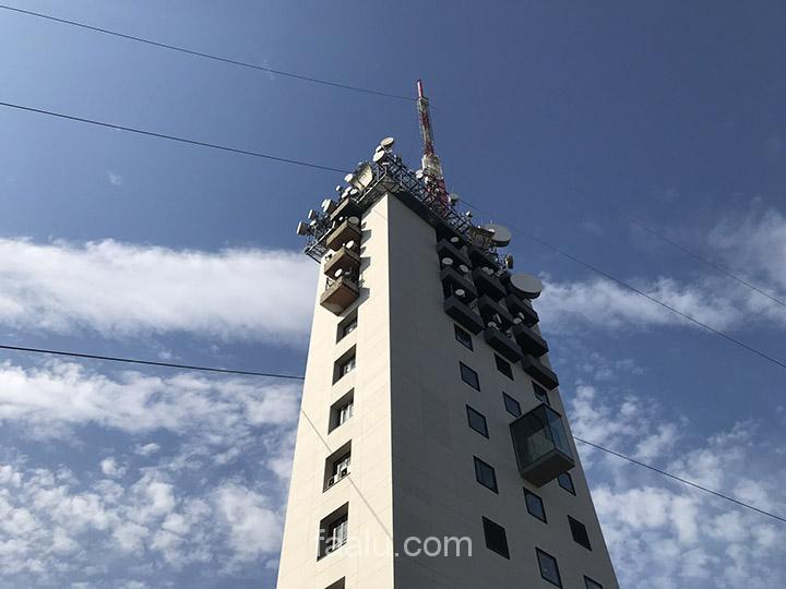 HU - Budapest Antenna Hungária O.M.K.